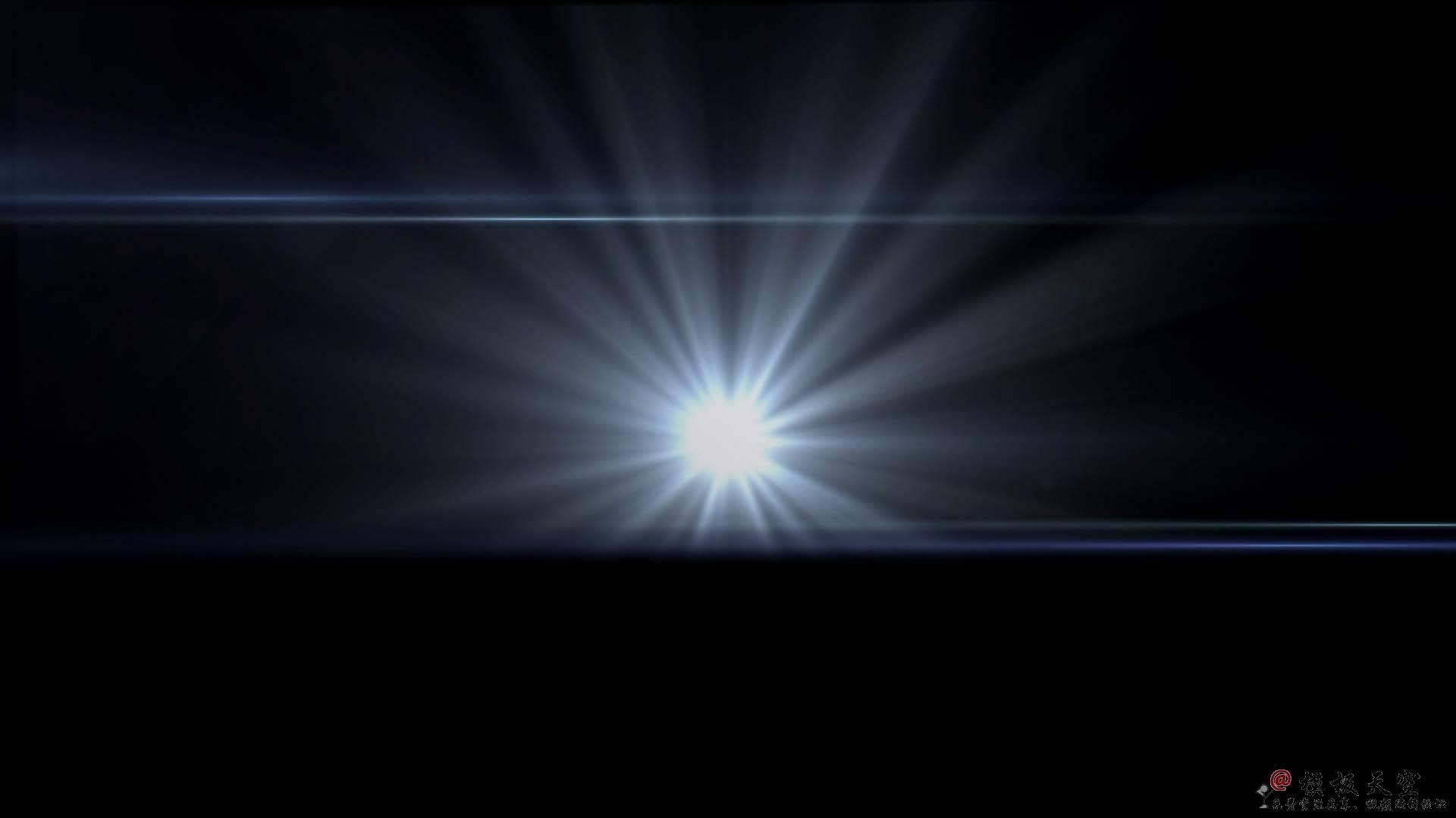 光影粒子视频素材效果6个